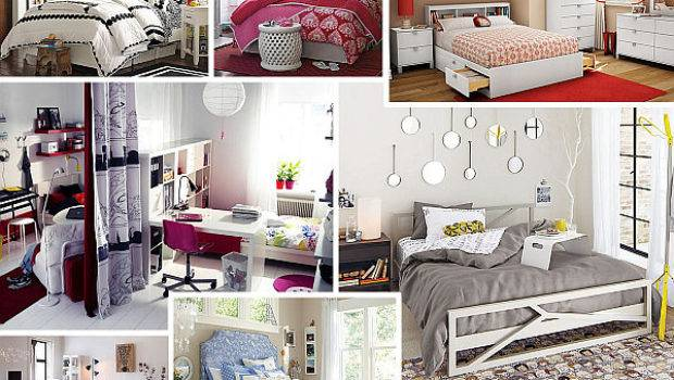 Teenage Girls Bedrooms Bedding Ideas