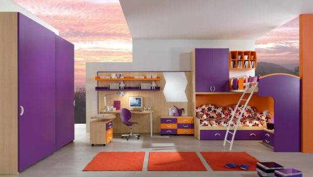 Teenage Girls Bunk Beds Cool Bedroom Ideas