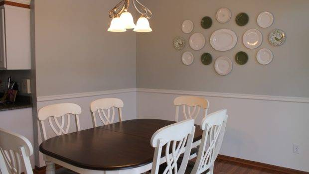 Tell Have Any Plates Decorating Your Kitchen Walls