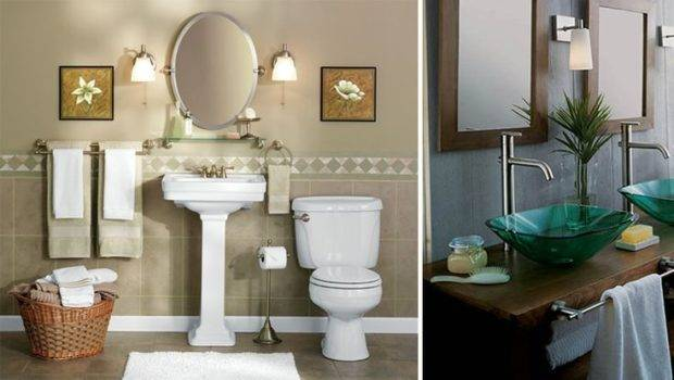 Ten Tips Small Bathroom Remodel Like Taupe White