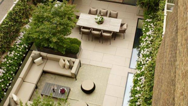 Terrace Design Roof Garden Ideas Salon Cosy Rooftop Home