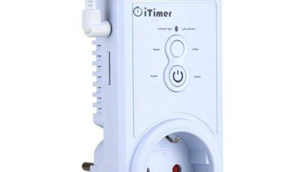 Thermostat Controlled Power Outlet Command Control