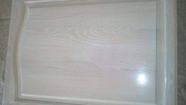 These Cabinets Were White Washed Oak Wow