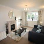 These Properties All Staged Rental Furniture Decorative