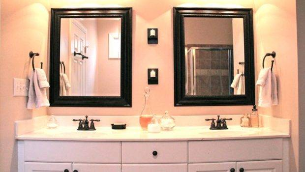 Thesoulfulhouse Bathroom Vanity Mirror Makeover