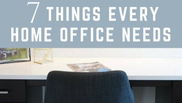 Things Every Home Office Needs Nourished