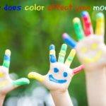 Think Color Affects Your Mood