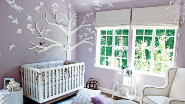 Tiffani Thiessen Gives Sneak Peek Harper Nursery