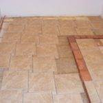 Tile Advance Complex Pattern Physically Laying Out