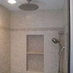 Tile Ceiling Shower Design Ideas