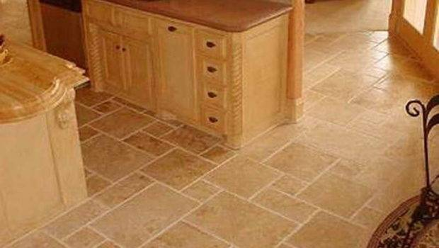 Tile Floor Design Ideas Kitchen