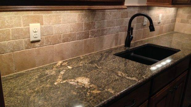 Tile Kitchen Backsplash Natural Stone