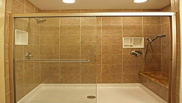 Tile Shower Designs Bath Photos Cool Ideas