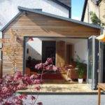 Timber Frame Garden Room Extension Plans Pinterest
