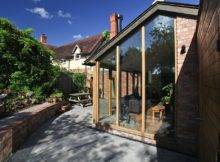 Timber Framed House Extension