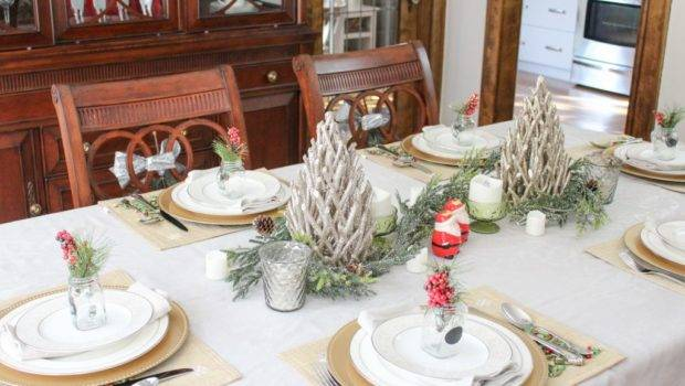 Tips Decorating Dining Room Christmas