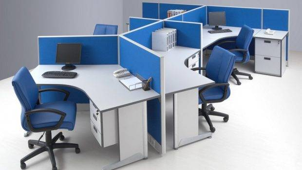 Tips Organized Office Furniture Workstations
