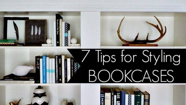 Tips Style Bookcase