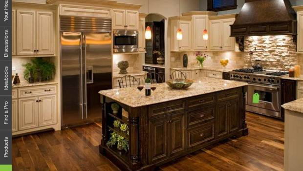 Tone Kitchen Cabinets Welcome Home Pinterest