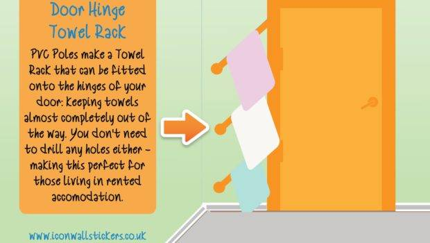 Top Most Creative Space Saving Hacks