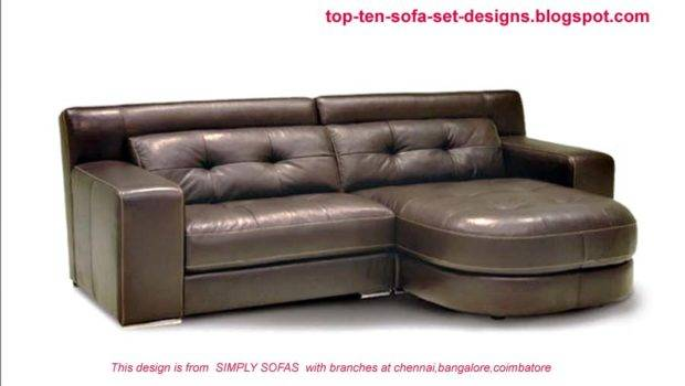 Top Sofa Set Designs Ten India
