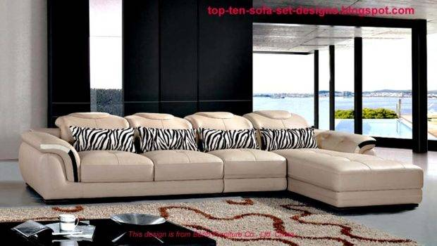 Top Ten Sofa Set Designs China