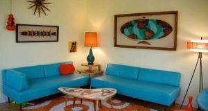 Top Tips Retro Theme Interior Designing Your Living Room Space