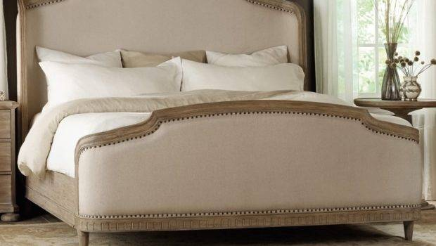 Top Upholstered Wingback Headboard Home Improvement