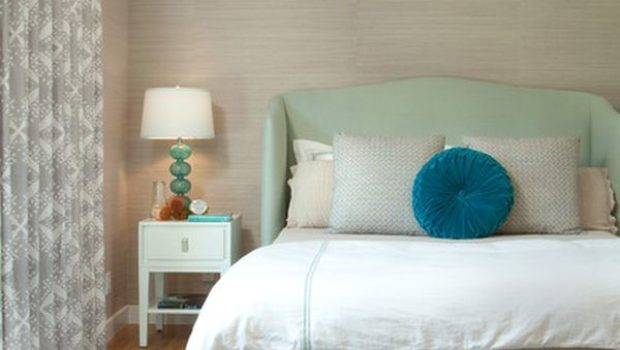 Top Wingback Headboard Design Ideas
