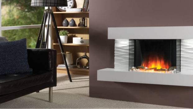 Topic Today Contemporary Wall Mounted Electric Fires