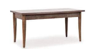Toscana Rectangular Coffee Table Woodbender
