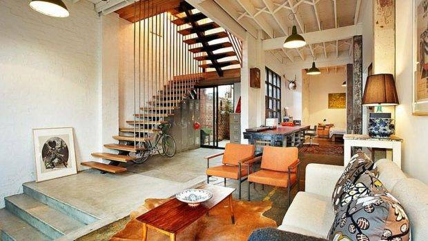Touch New York Loft Style Warehouse Conversion