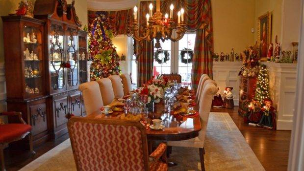Tour Beautiful Victorian Home Decorated Christmas Part