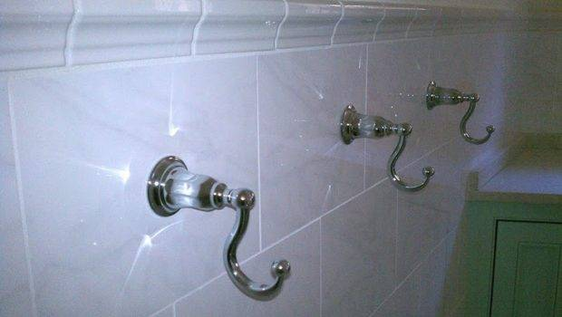 Towel Hooks Bath Ideas Pinterest