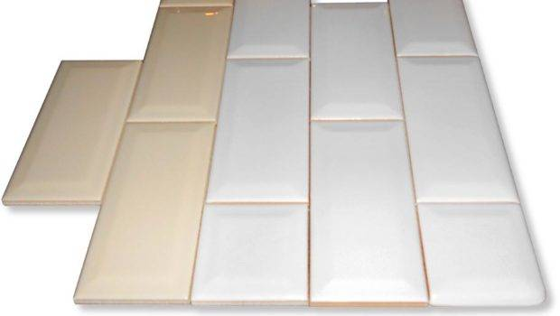 Traditional Beveled Subway Tile