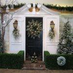 Traditional Christmas Door Would Not Complete Without