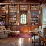Traditional Classic Home Library Design Ideas
