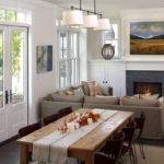 Traditional Dining Room Artistic Designs Living Tineke Triggs