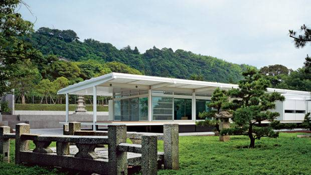 Traditional Japanese House Design Modern Style Foster Partners