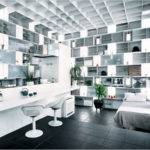 Traditional Japanese Kitchens Designed Occupy Minimal Space