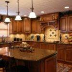 Traditional Kitchen Designs Tuscan Decorating Ideas Warm