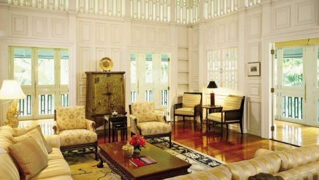 Traditional Living Room Ambassador Ralph Boyce Designfile