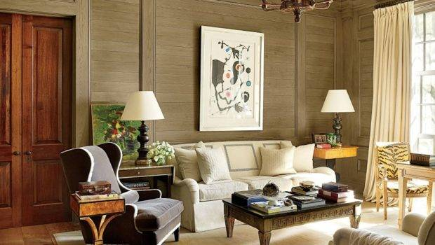 Traditional Living Room Suzanne Kasler Interiors Spitzmiller