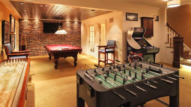 Transform Empty Space Into Game Room