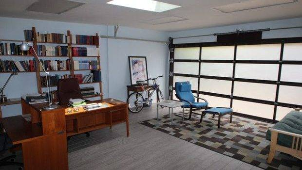Transform Your Garage Into Home Office Haven Awesome