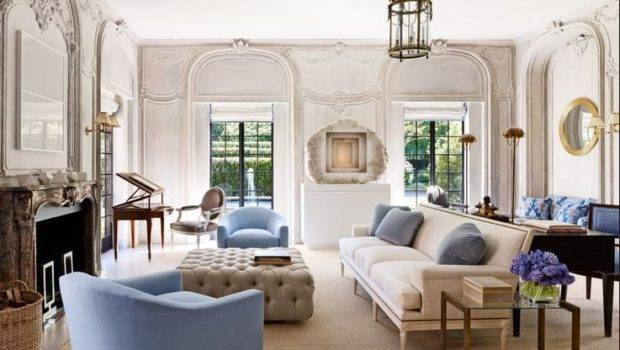 Transitional Design Style Living Rooms