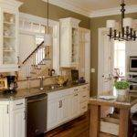 Transitional Kitchen Large Interior Wall Window Via Cliqstudios