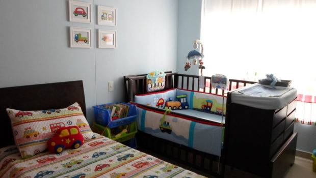 Transport Nursery Toddler Room Project