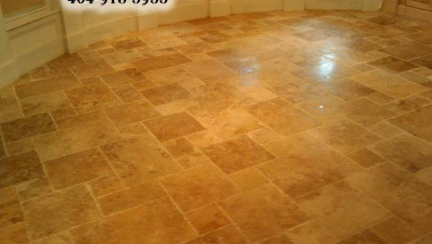 Travertine Bahroom Basement Flooring Shower Ideas