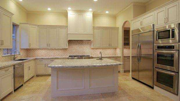 Travertine Flooring Kitchen